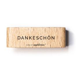 27464 Textstempel Dankeschön