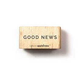 27485 Textstempel Good News