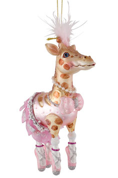 Hänger Giraffenballerina