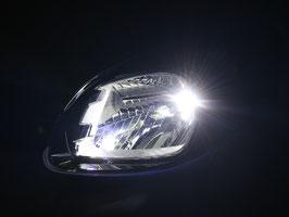 トゥインゴⅢ/カングーⅡ 専用LEDヘッドライト