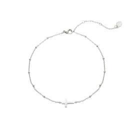 Armband Cross Silver