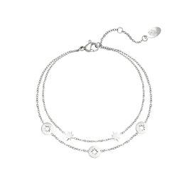 Armband Silver Star