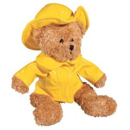 ours ciré jaune