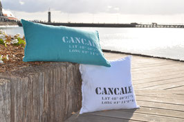 COUSSIN LIN FRANGé inscription Cancale