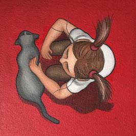 Caresse rouge