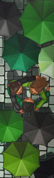 Trio vert