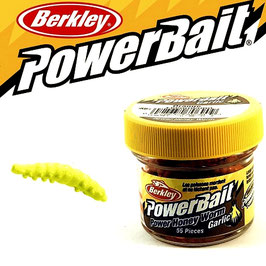 Power Honey Worm  Garlic Yellow
