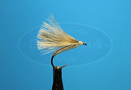 CDC Nr.3/Caddis grey
