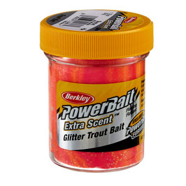Powerbait Extra Scent Glitter Trout Bait Sherbet