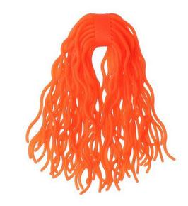 Squirmy Worms orange
