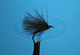 CDC Nr.3/Caddis black
