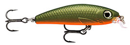 Rapala Ultra Light Minnow ULM-4 GAU