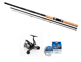 Shimano Catana CX Float 360/390cm Combo