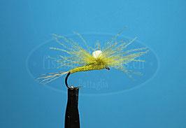 Trockenfliege CDC Nr.6/Parachute olive