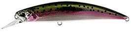 DUO Spearhead Ryuki 95 S Rainbow Trout Metal
