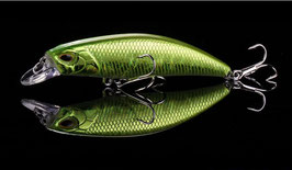 SPOOKY Wobbler 60S green