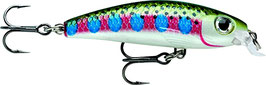 Rapala Ultra Light Minnow ULM-4 RT