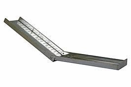 Aluminium-Schalenmass 35cm