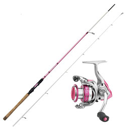 Okuma Pink Pearl V2 - Set