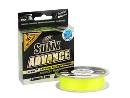 Sufix - Advance Hi-Vis Yellow