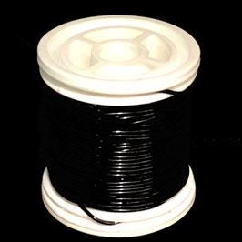 BG schwarz Ø 0,8mm
