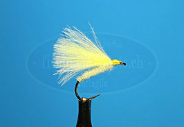 CDC Nr.3/Caddis yellow