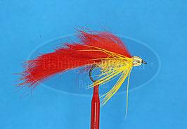 Streamer gelb/rot Gr.6