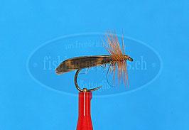 Trockenfliege Classic Sedge braun