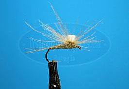 Trockenfliege CDC Nr.6/Parachute natural