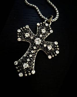 Gothic cross 'Cristal'