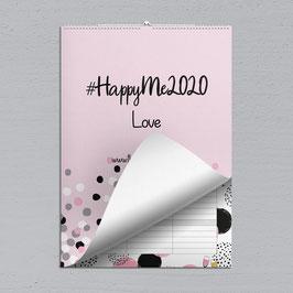HappyMe2020 Love A4