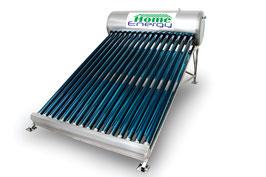 Calentador Solar para 5 Personas a presion