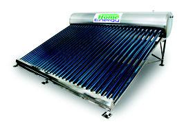 Calentador Solar para 6-7 Personas a presion.
