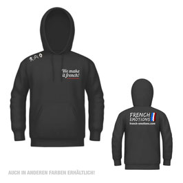 FE OFFICIAL Hoodie - V1 / WE MAKE IT FRENCH!