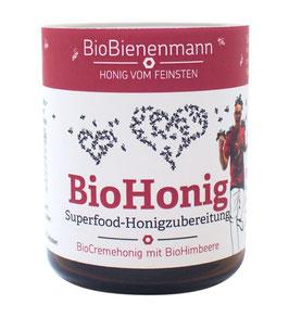 BioHonig mit Himbeere