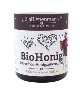 BioHonig mit Chia - Ausverkauft