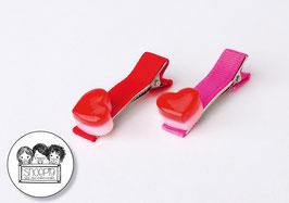 1 paar knipjes: Aardbei gummies