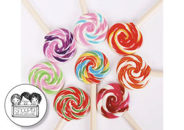 10 x Super Zoete Lolly-balpen