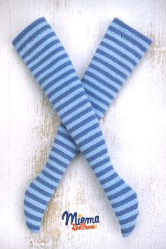striped Socks blue and blue / 21-128