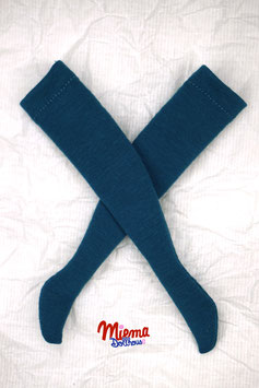 stockings dark turquoise / 21-121