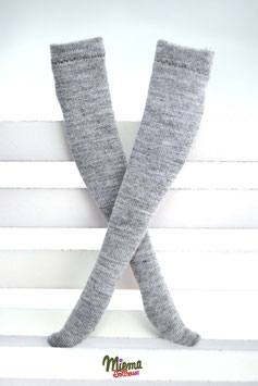stockings grey