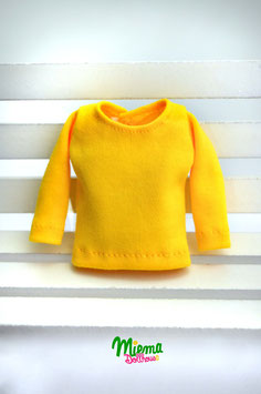 Basic Shirt yellow