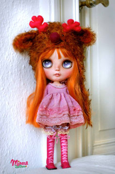Custom Girl Sophie  /  SOLD OUT !