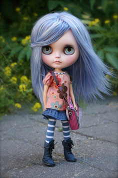 Custom Girl   /  SOLD OUT !