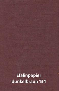 Efalinpapier dunkelbraun 70 cm x 50 cm