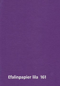 Efalinpapier lila 70 cm x 50 cm, Gewicht: 120 g/m²