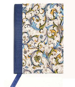 Kalender / Buchkalender / Taschenkalender 2018 DinA7, Florentiner Papier Antique