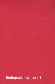 Efalinpapier hellrot 70 cm x 50 cm