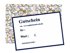 Gutschein Antique