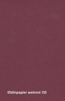 Efalinpapier weinrot 70 cm x 50 cm